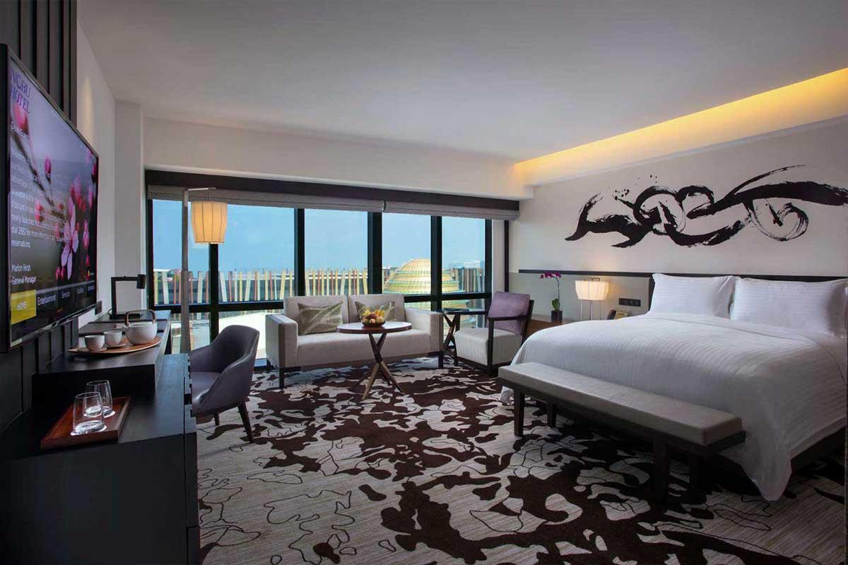 Nobu Hotel Manila | City of Dreams